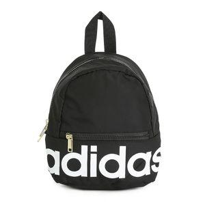 NWT Adidas Black LINEAR MINI BACKPACK